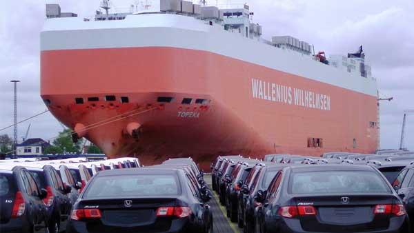 Tips voor het importeren van auto's